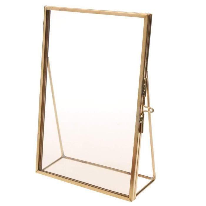Cadre photo cadre cadre photo métal antique baroque cadre laiton 10 x 15