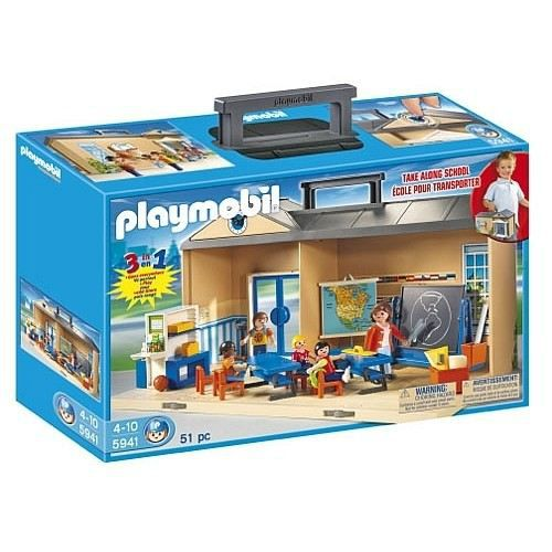 ecole playmobil les bons plans de micromonde. Black Bedroom Furniture Sets. Home Design Ideas