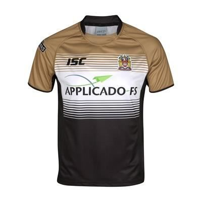 le sport sports collectifs maillot de rugby wigan warriors isc f  mp