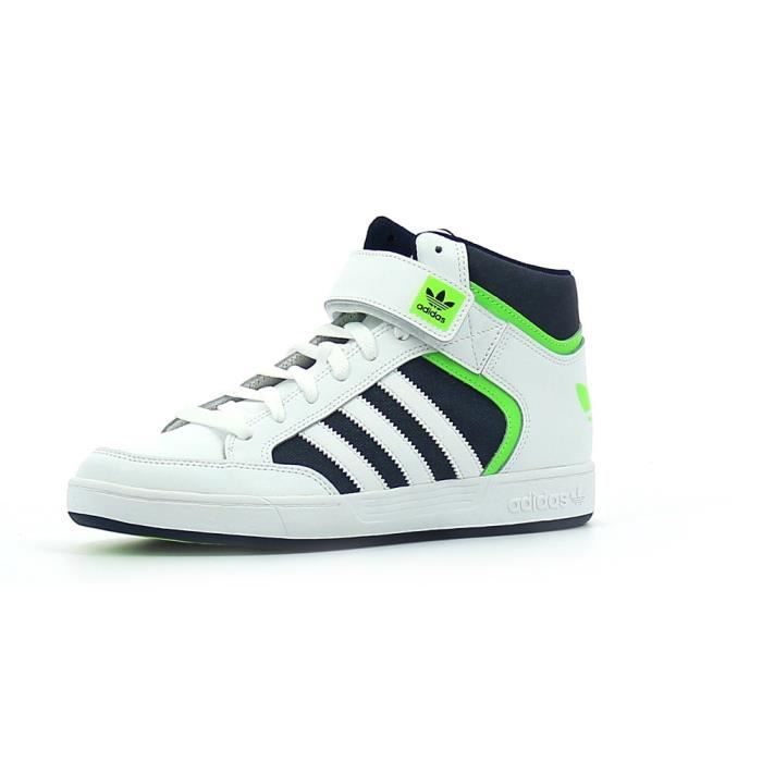 Adidas Mid De Skate Varial Blanc Vente Achat Chaussures 8nw0mN