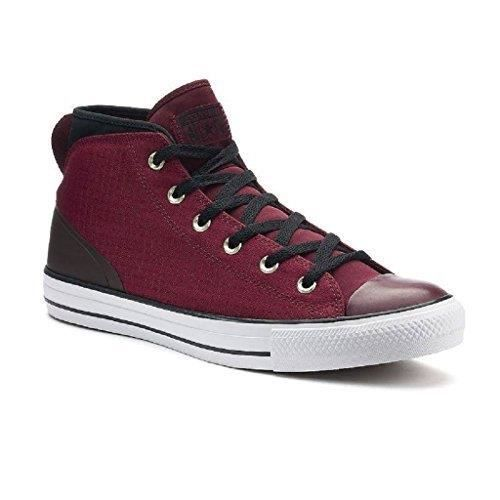 Converse Mens Chuck Taylor All Star Syde rue Mid Formateurs toile C4I45 Taille-41
