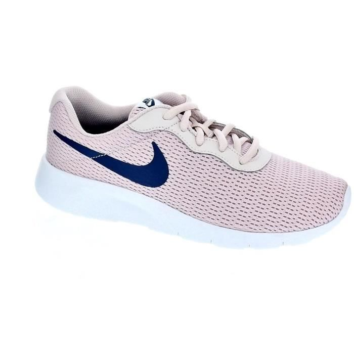 23acf414a8 NIKE Chaussures Tanjun - Enfant fille - Rose Rose - Achat / Vente ...