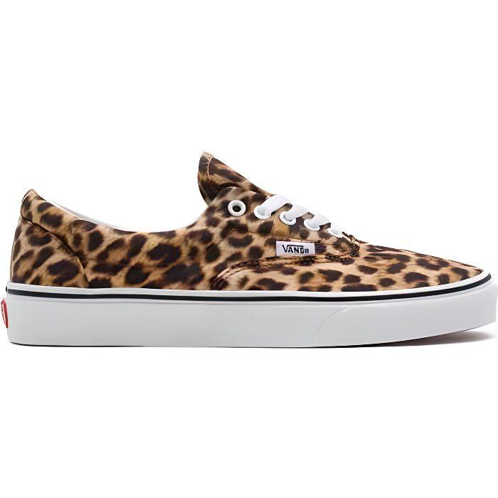 Vans leopard femme - Cdiscount