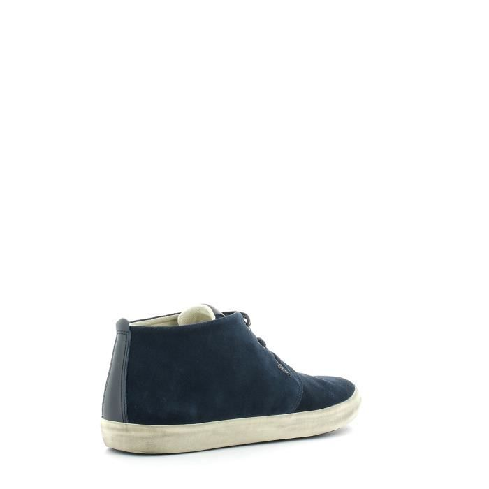 Geox Ankle Man Navy