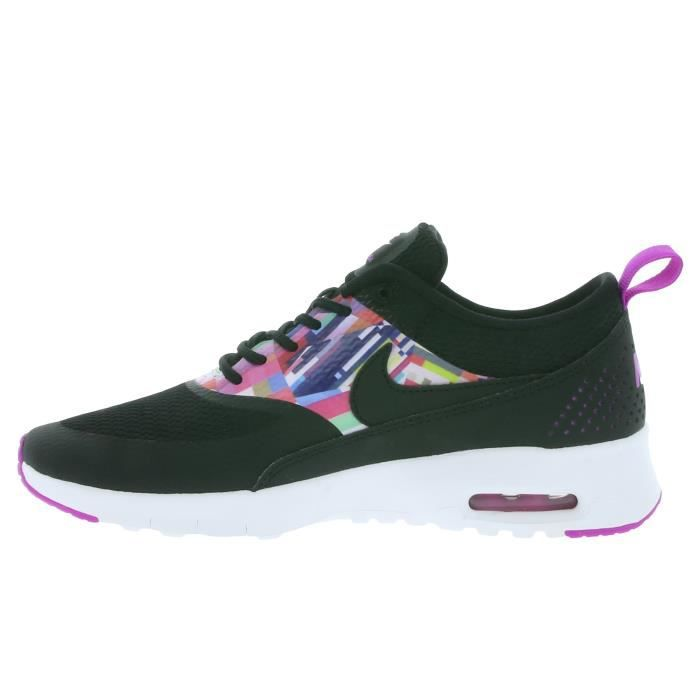 Enfants 834320 Baskets Thea Max gs Air Nike 001 Noir Print CxwRvXqq