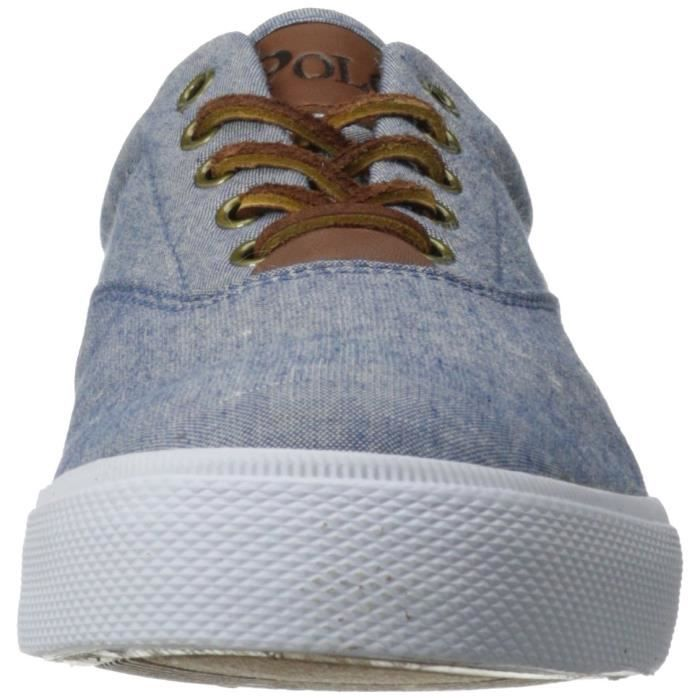 Ralph Lauren Sneaker Vaughn Fashion ASLH4 42 1-2