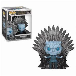 FIGURINE DE JEU Figurine Funko Pop! Deluxe: Game Of Thrones S10 -