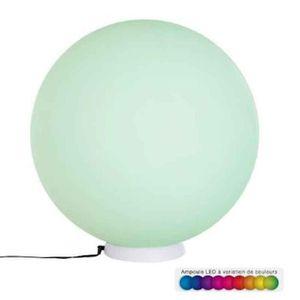 DÉCORATION LUMINEUSE Sphère lumineuse - 12 LED
