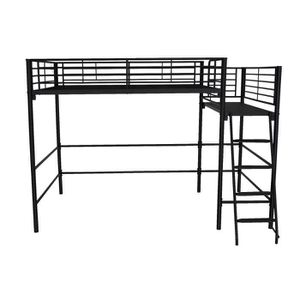 lit mezzanine achat vente lit mezzanine pas cher soldes cdiscount. Black Bedroom Furniture Sets. Home Design Ideas