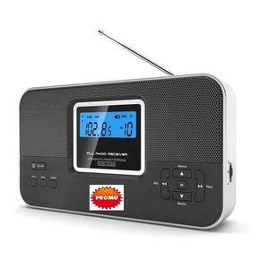 RADIO CD CASSETTE RADIO PILES OU SECTEUR MEGA PROMO
