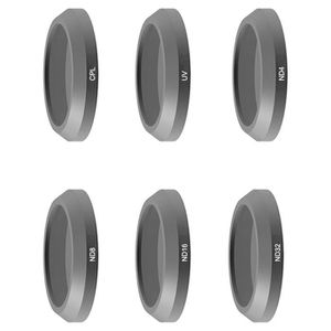 FILTRE PHOTO 6PC UV CPL ND4 ND8 ND16 ND32 Lens Filter for Parro