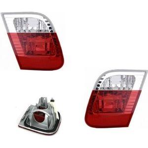 UTILISÉS BMW Paire De Fumé Feux arrière pour série 1 pour E87 E81 Pré LCI Modèles