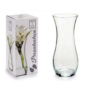 VASE - SOLIFLORE Vase évasé en verre - 25,5 cm