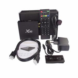 BOX MULTIMEDIA x96 originale amlogic s905x intelligent android té