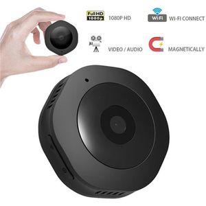 CAMÉRA MINIATURE Mini Caméra Espion Wifi Longue Autonomie Detecteur