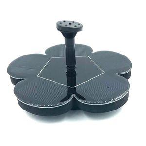 FONTAINE DE JARDIN Pompe flottante de mini fontaine solaire pour le j