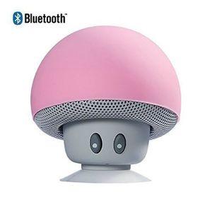 ENCEINTE NOMADE Enceintes Bluetooth Champignon Mini Haute- Parleur