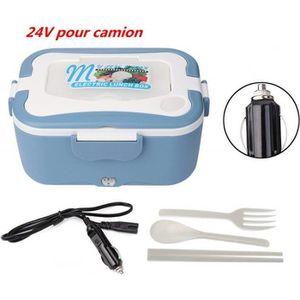 PIÈCE DE PETITE CUISSON Lunchbox Electric 24V 1.5L Food Warmer Lunch Box f