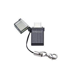 CLÉ USB INTENSO USB DRIVE 2.0 8 GB - -USB + MICRO USB A…