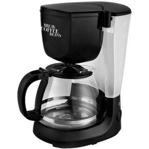 CAFETIÈRE Kalorik - cafetière filtre 1,25l 750w - cm1021b
