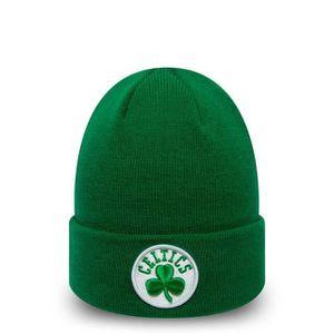 CASQUETTE Bonnet tricoté New Era Tm Boston Celtics 2 - vert/