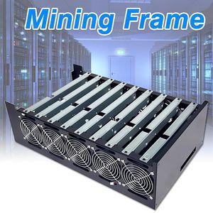 BOITIER PC  NEUFU Open Air Mining Rig Frame Case Châssis Miniè