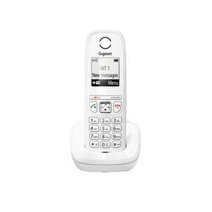 Téléphone fixe TIM Start, Téléphone DECT, Combiné filaire, Haut-p