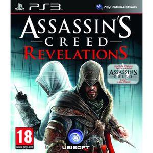 JEU PS3 ASSASSIN'S CREED : REVELATIONS [IMPORT ALLEMAND…