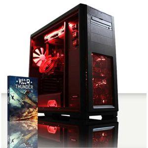 UNITÉ CENTRALE  VIBOX Centre 4.218 PC Gamer Ordinateur avec War Th