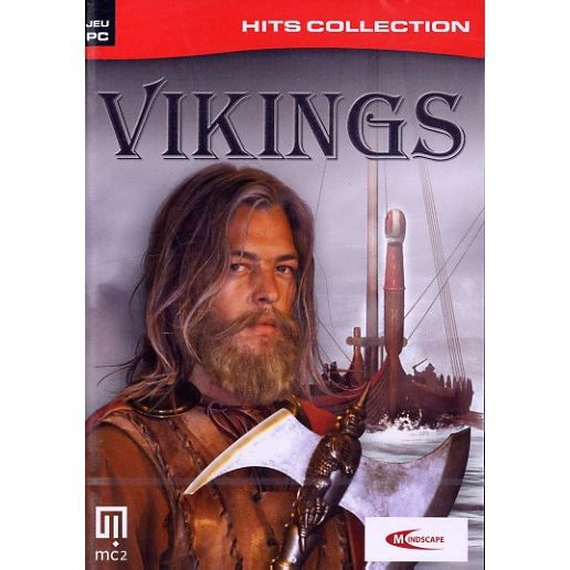 vikings jeu pc cd rom achat vente jeu pc vikings jeu pc cd rom les soldes sur. Black Bedroom Furniture Sets. Home Design Ideas