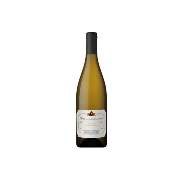 6x Vignobles Alain Chateau - Château de la Guimonière - Blanc - Loire - 2017