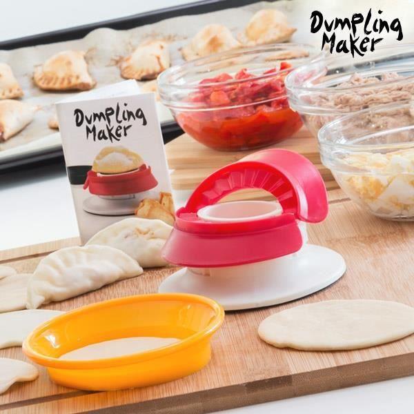 Moule pour Beignets et Pâtes Farcies Fast & Easy Dumpling Maker