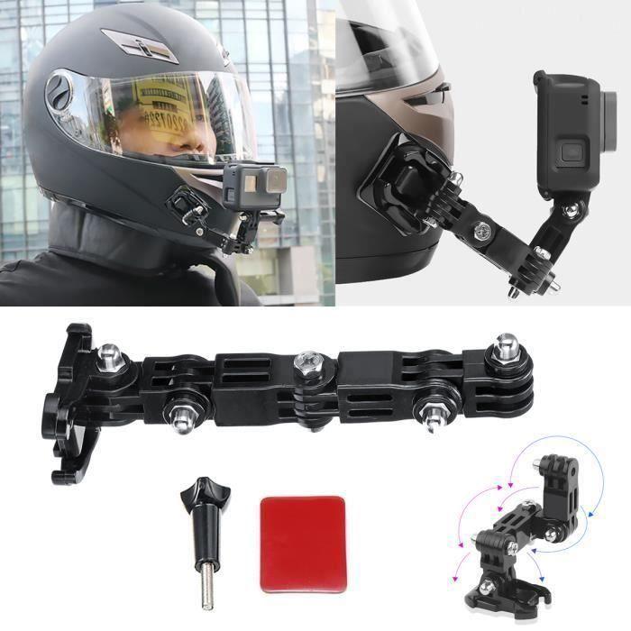 Support Casque Montage Accessoires De Caméra Réglable Pour gopro hero6 5 4 3 Bo66925