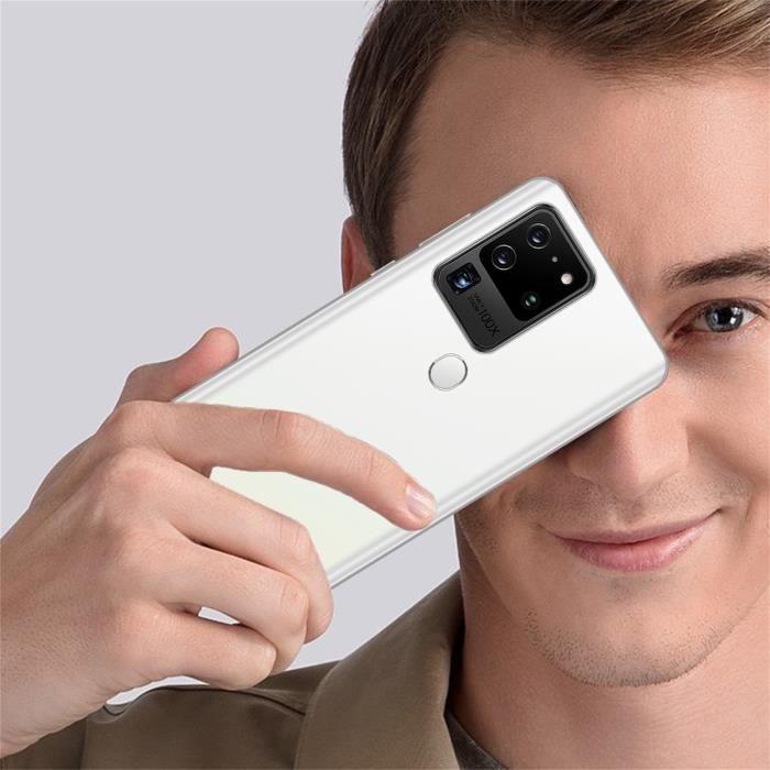 4G 6,8 pouces Smartphone 3 + 32G Reconnaissance de visage d'empreinte digitale d'écran de goutte d'eau A0392LX