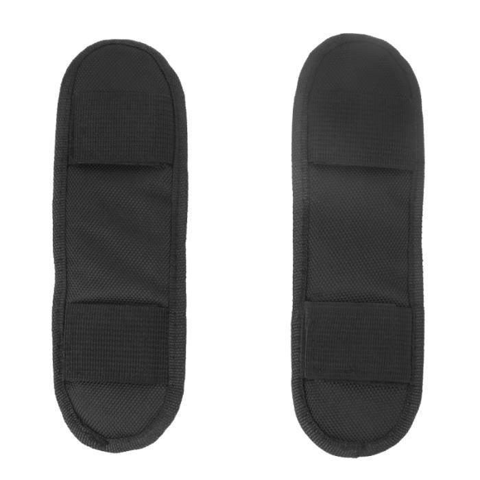 2 pièces Épaulières Remplacement Amovible Sac À Dos Confortable Bandoulière Sangle Pad Violon Épaule Coussin BALLON DE FOOTBALL
