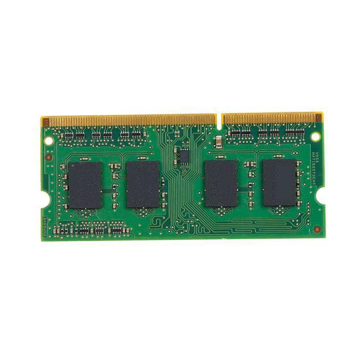 Tempsa Ddr3 Pc3 12800 1600Mhz Pc Dimm Memoire Ram 204Pin 2Gb