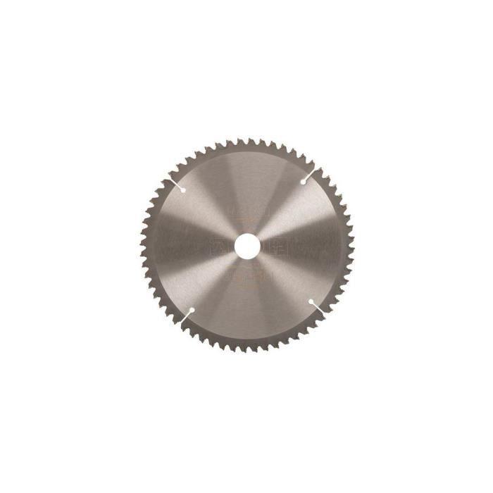 Lame de scie circulaire D. 250 x 30 mm x Z : 60 dents - 979631