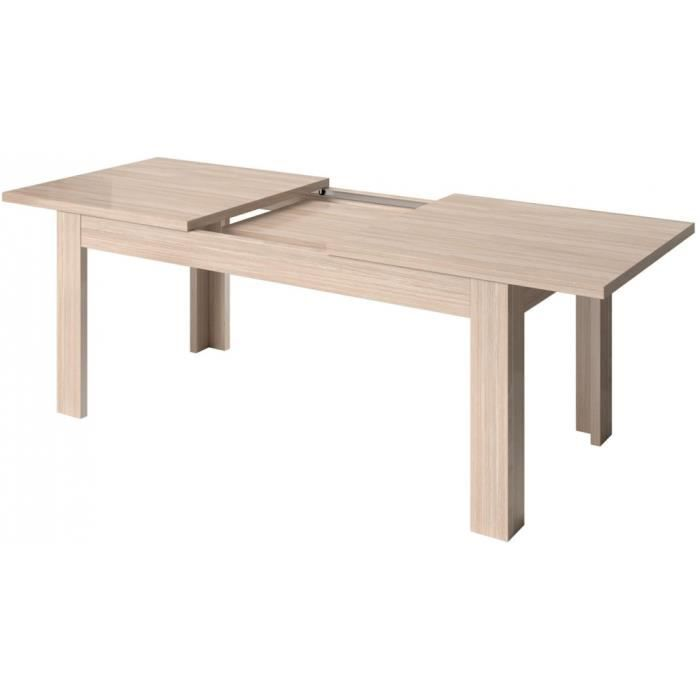 Table salle a manger carre extensible achat vente pas for Table a manger carre extensible