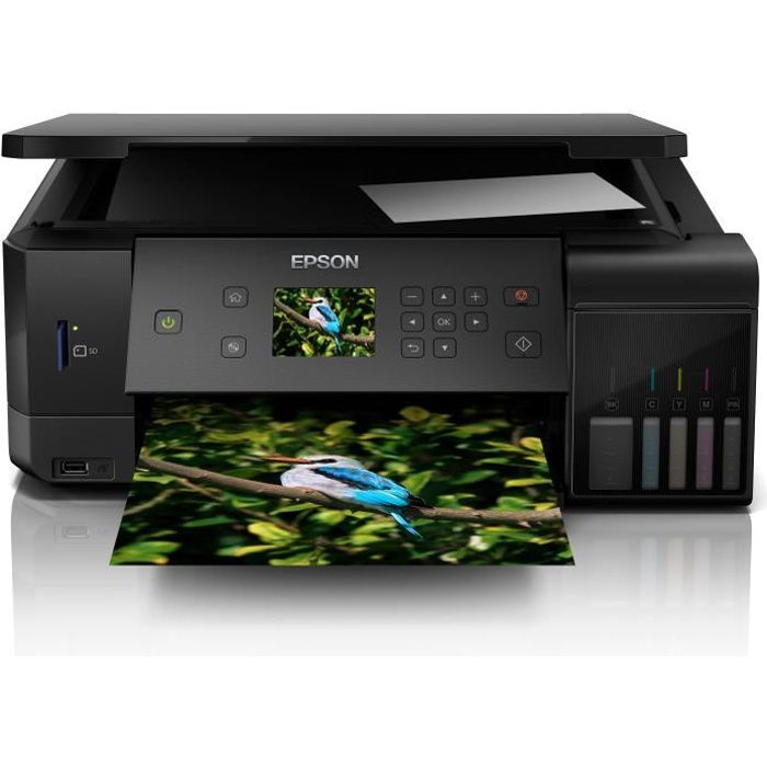 IMPRIMANTE EPSON Imprimante multifonction 3-en-1 Jet d'encre