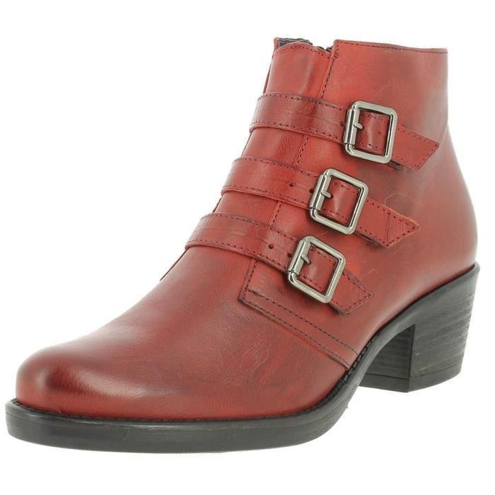 santafé low dona bottines boots dona femme kTPXZiuO