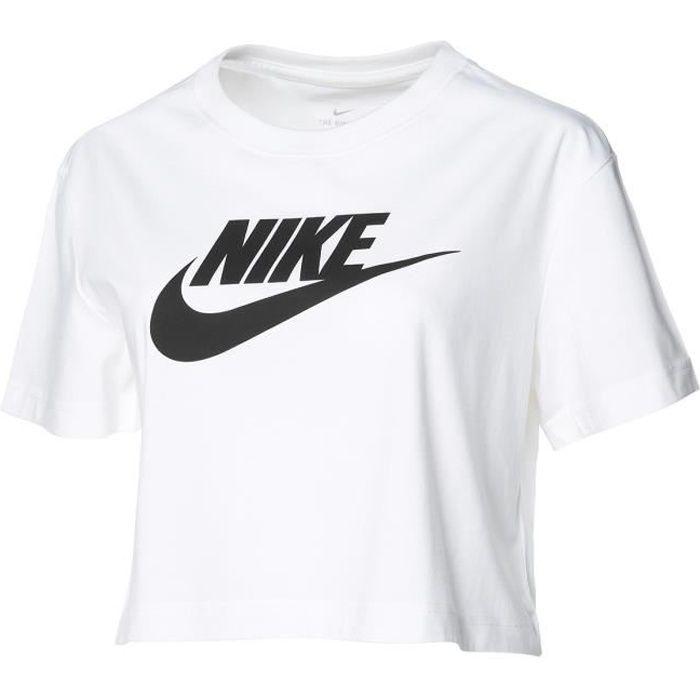 t-shirt pour femme nike