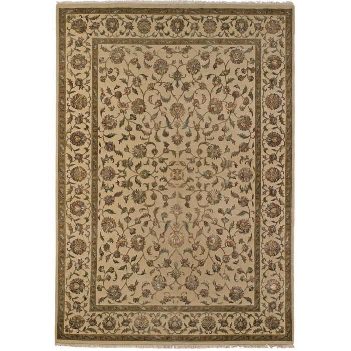 tapis naturel champa begam beige 250x300 par unamourdetapis achat vente tapis cdiscount. Black Bedroom Furniture Sets. Home Design Ideas