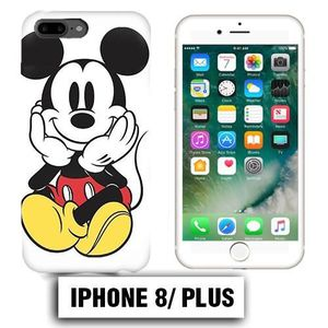 coque mickey iphone 8 plus achat vente coque mickey iphone 8 plus pas cher cdiscount. Black Bedroom Furniture Sets. Home Design Ideas