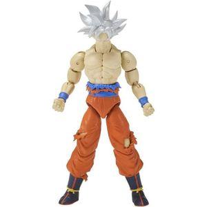 FIGURINE - PERSONNAGE DRAGON BALL - Série 7 - Ultra Instinct Goku + Brol