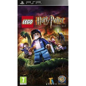 JEU PSP LEGO HARRY POTTER ANNÉE 5 À 7 / Jeu console PSP