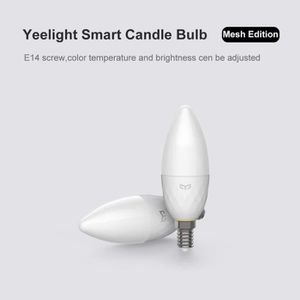 AMPOULE - LED Yeelight E14 3.5W lampe bougie LED intelligente AC