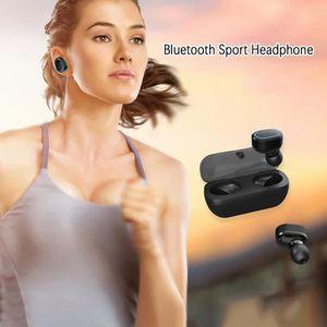 PC ASSEMBLÉ Mini Bluetooth 5.0 TWS Sport casque IPX7 imperméab