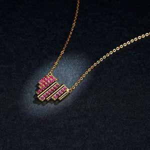 CHAINE DE COU SEULE WOSTU Colliers Argent 925 Véritable  Round Signal