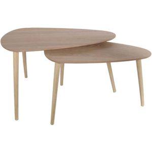 Table Gigogne Bois Achat Vente Pas Cher