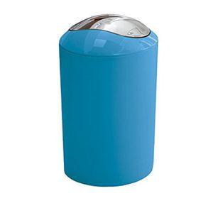 POUBELLE - CORBEILLE 5063766858 Glossy Poubelle À Couvercle Plastique T